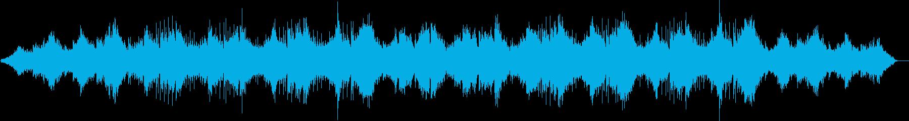 現代的 交響曲 アンビエント 広い...の再生済みの波形