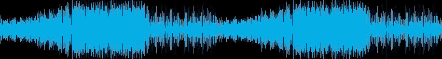 Sports/EDM/refreshing/bright's reproduced waveform