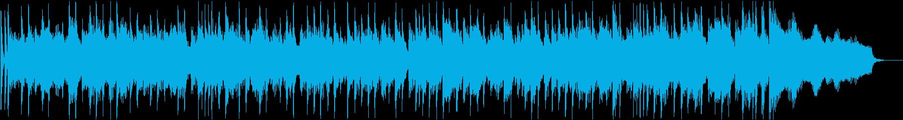 コーナータイトル_80Sアイドル番組の再生済みの波形
