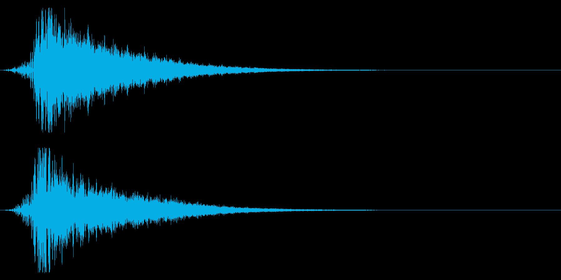 シャキーン合唱♪星,回復,特殊魔法!30の再生済みの波形