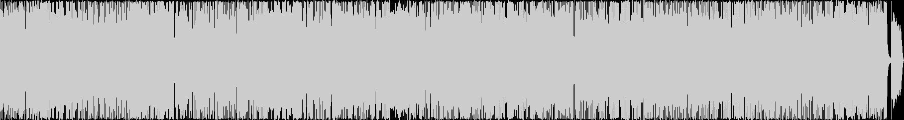 T-SQUAREばり王道フュージョンの未再生の波形