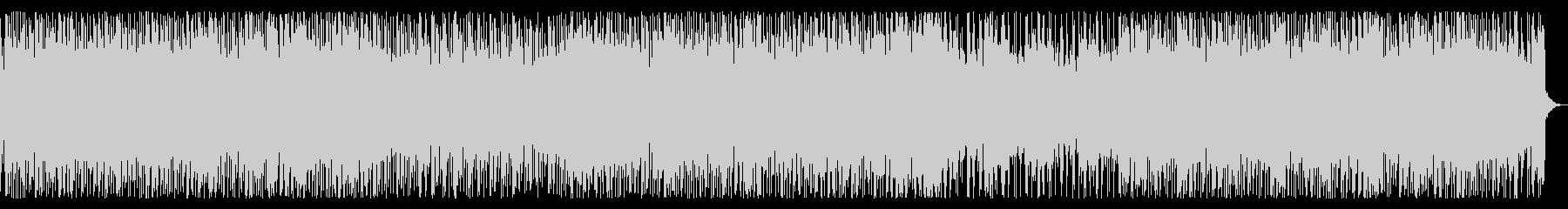 80s シンセロック・アウトラン・追跡の未再生の波形
