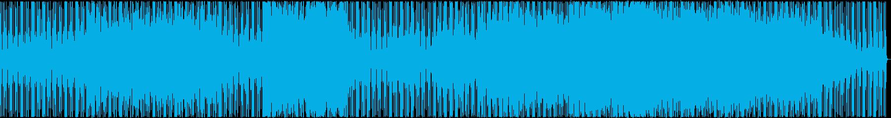 【歌】シンセが印象的女性ボーカルポップスの再生済みの波形