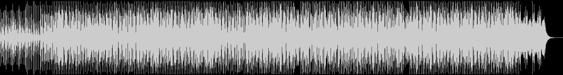 ノリが良い民族的なエスニックBGMの未再生の波形