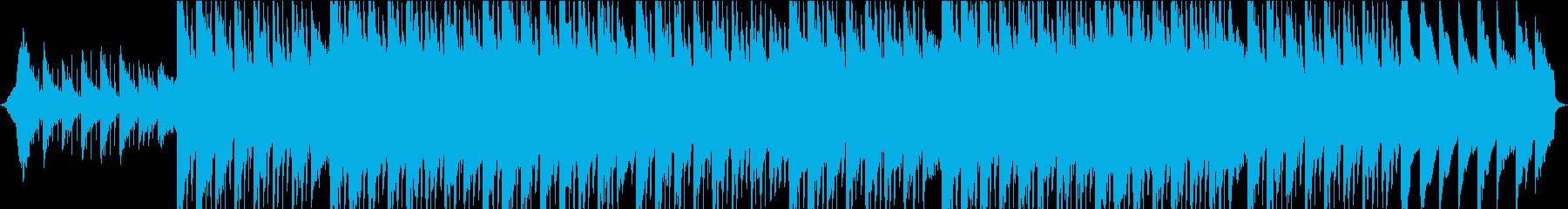 悲しい・やさしい・ブルーな気持ち・哀愁感の再生済みの波形