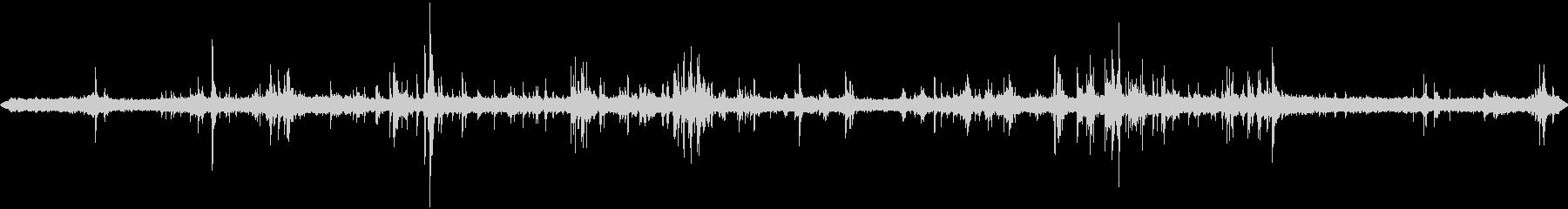 [ASMR] 風鈴とカエル_01の未再生の波形