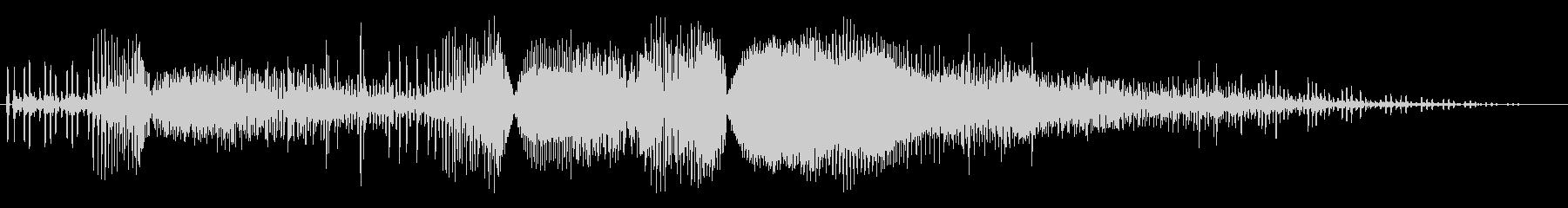 【バイク】ド迫力のアクセル,ふかす01の未再生の波形