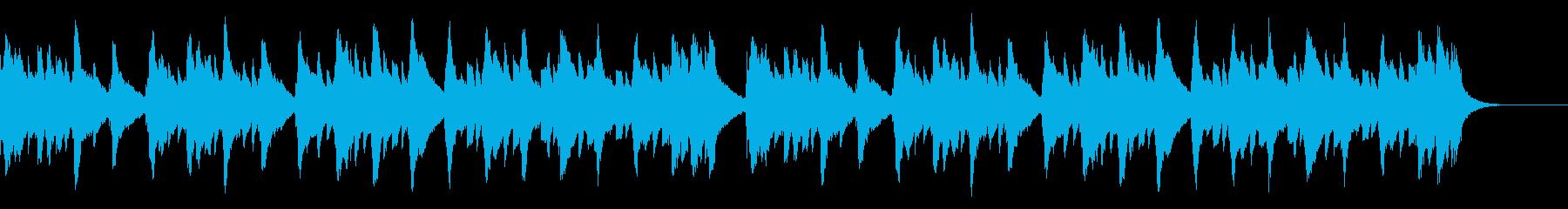 懐かしい夏の曲/オルゴール/和風の再生済みの波形