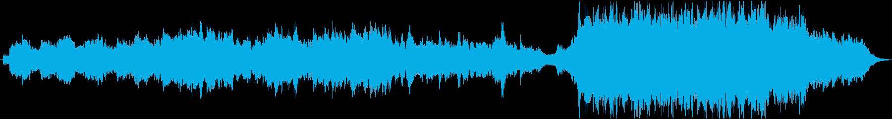 ティーン ポップ テクノ ワールド...の再生済みの波形