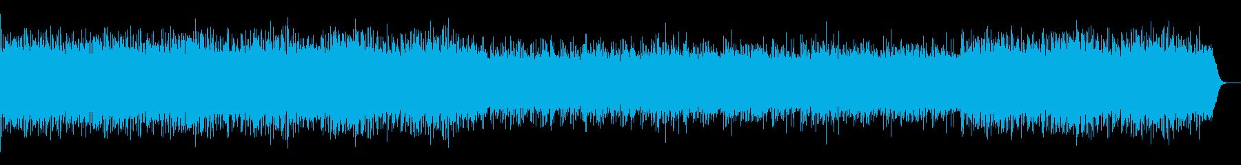 管弦楽組曲第一番 ブーレの再生済みの波形