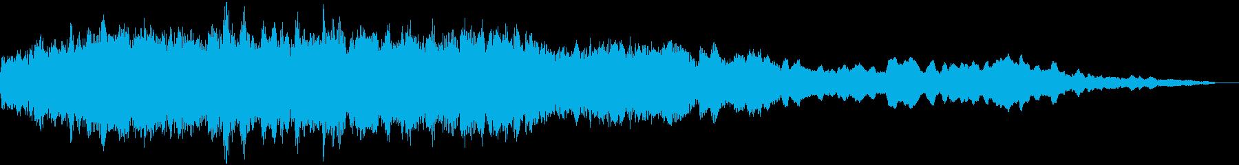 【映画演出】出現 SE_01の再生済みの波形