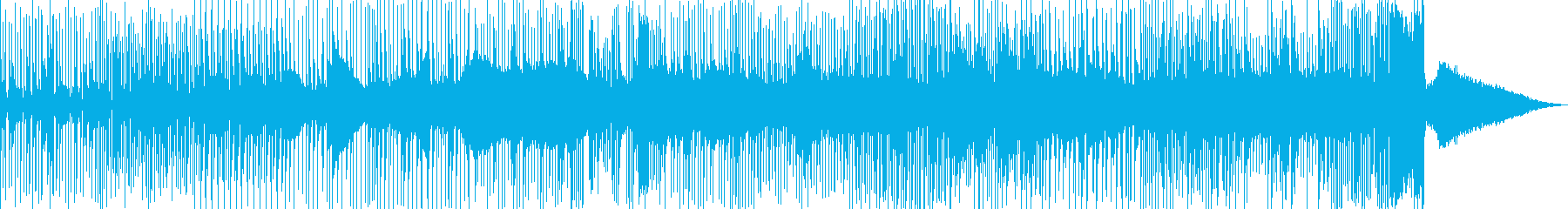 【CM】車・機械の音で製作したビートの再生済みの波形