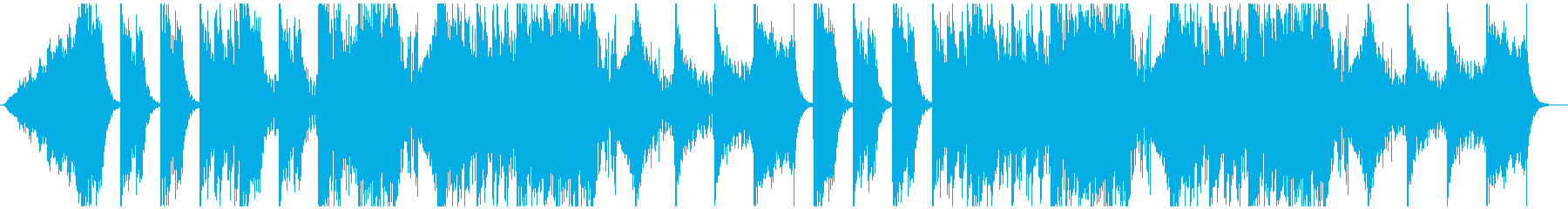 現代的 交響曲 アクティブ 明るい...の再生済みの波形