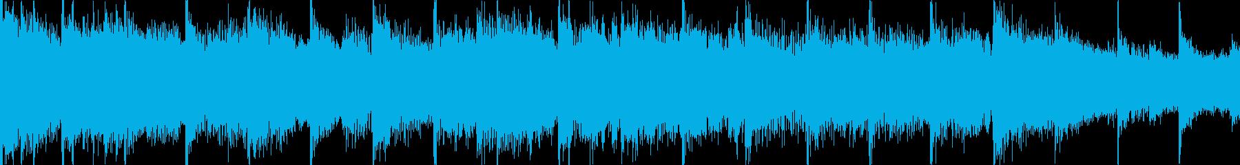 感情的なメロディーとメランコリック...の再生済みの波形