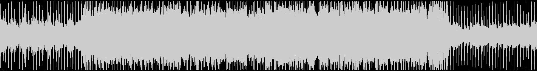 【ループ対応】感動的ストリングス&ギターの未再生の波形