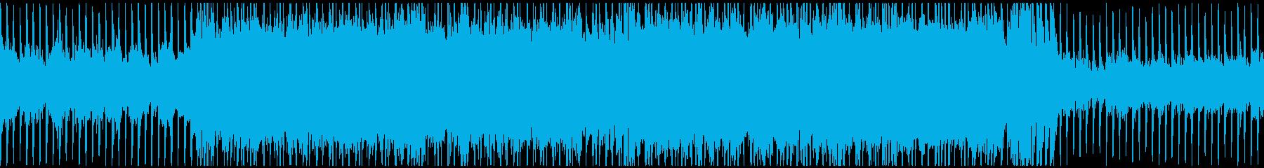 【ループ対応】感動的ストリングス&ギターの再生済みの波形