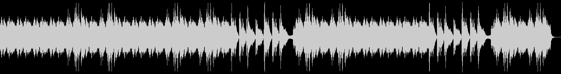 (ドラム抜)ゆったりとした曲、ほのぼの系の未再生の波形