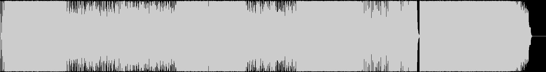 ポップインスト。渦巻くオーケストラ...の未再生の波形