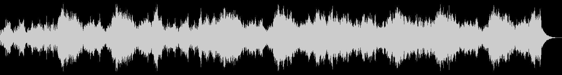 結婚行進曲 メンデルスゾーン Ver2の未再生の波形