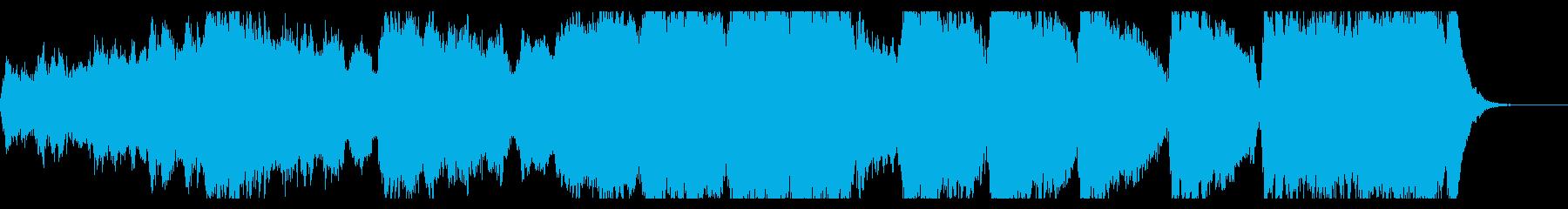 TVでも使われるクラシック キエフ L の再生済みの波形
