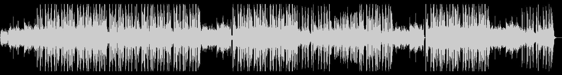 ピアノ,おしゃれ切ないエモHIP HOPの未再生の波形