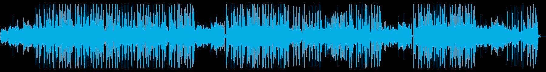 ピアノ,おしゃれ切ないエモHIP HOPの再生済みの波形