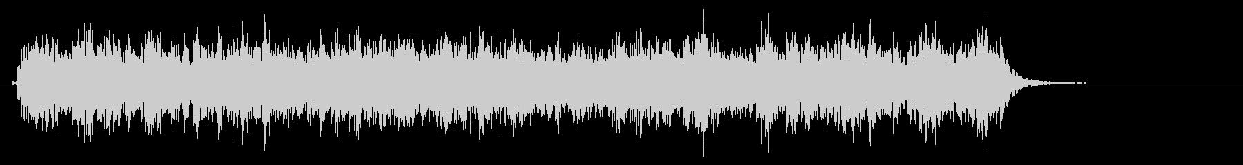 時計 アラーム05-3(遠い)の未再生の波形