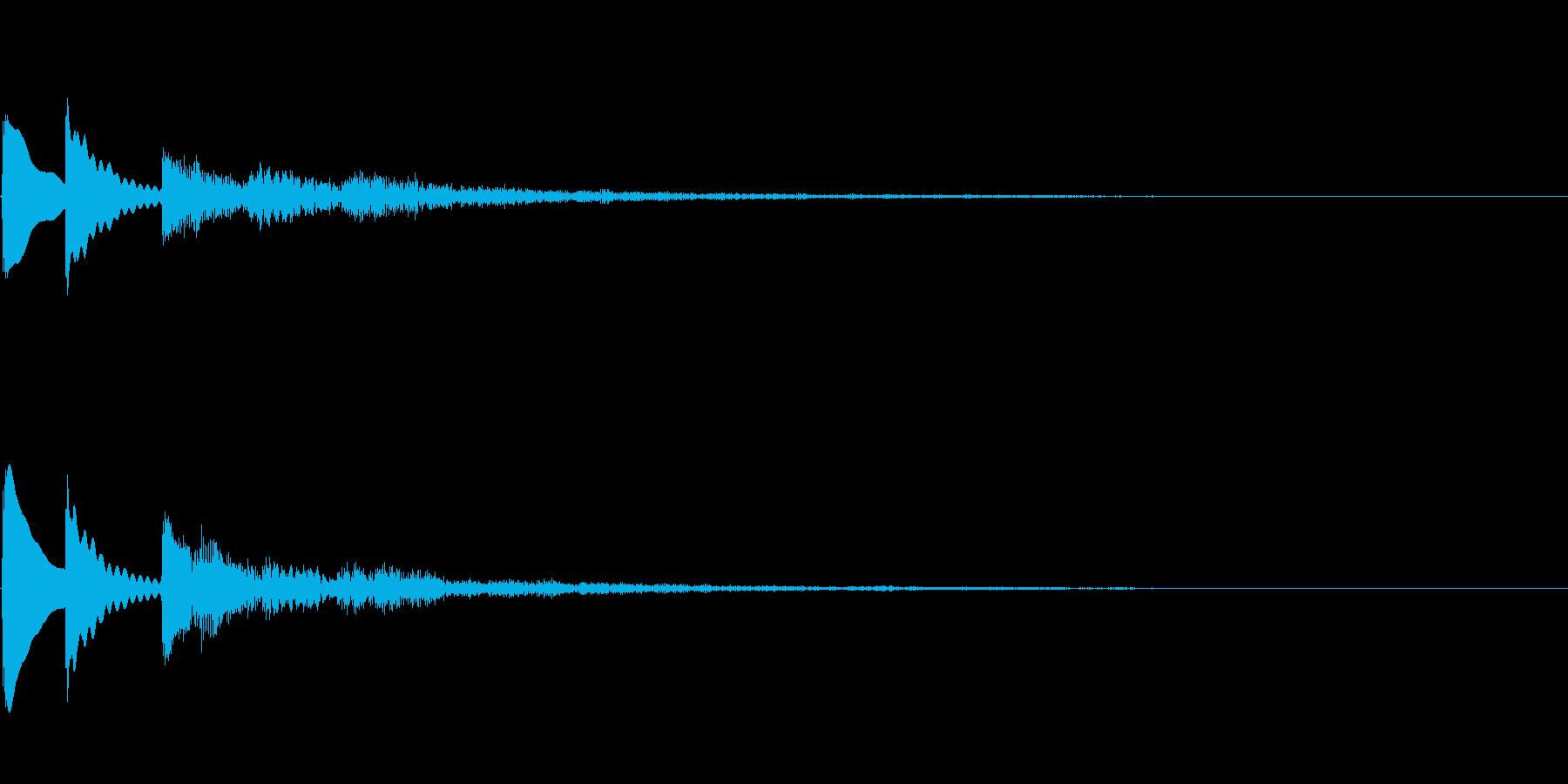 未来的・決定・空気感・取得8の再生済みの波形