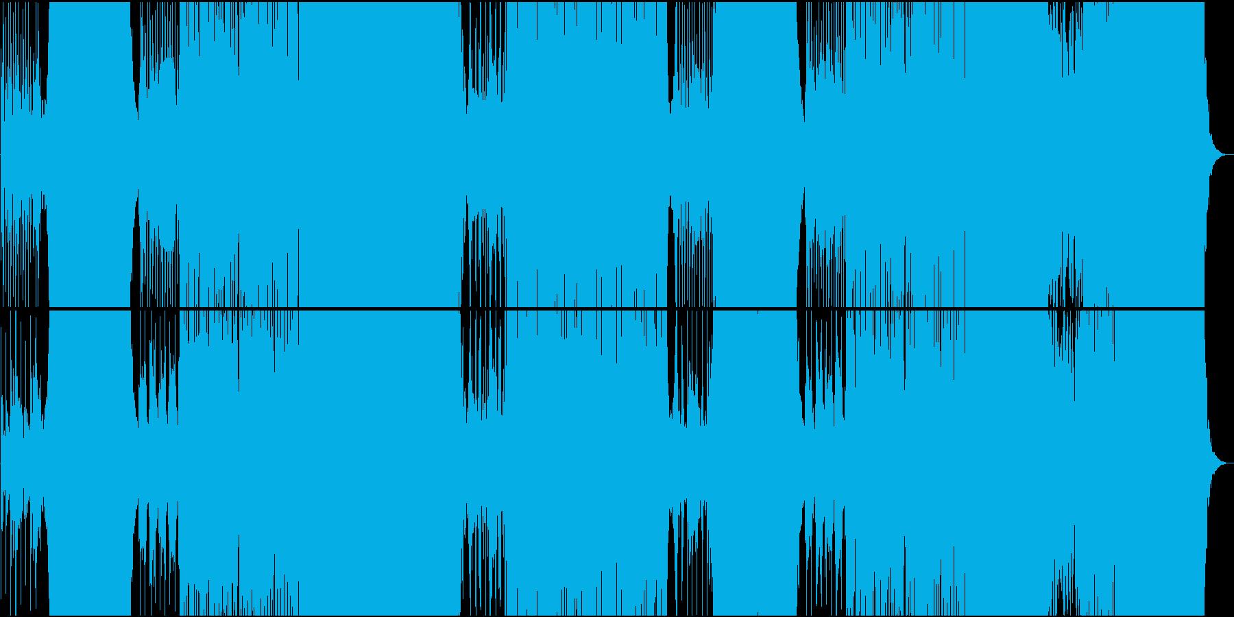 和風ほのぼのカワイイFutur Popの再生済みの波形