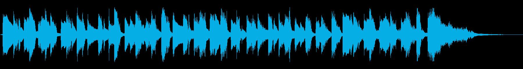 南国スティールパン ボサノバ  リゾートの再生済みの波形