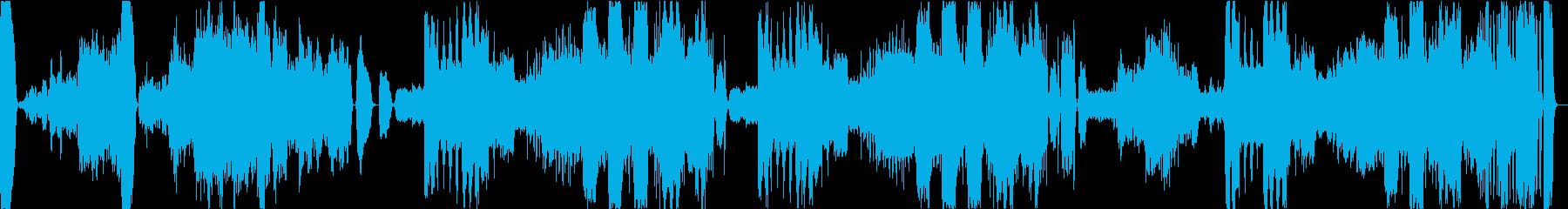 シューベルト交響曲第4番ハ短調「悲観的」の再生済みの波形