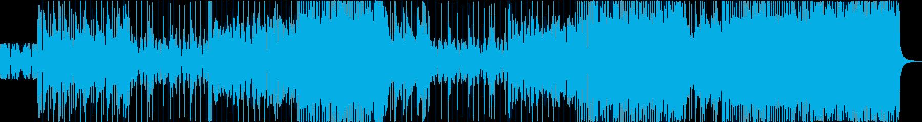 FORTUNE TELLERの再生済みの波形