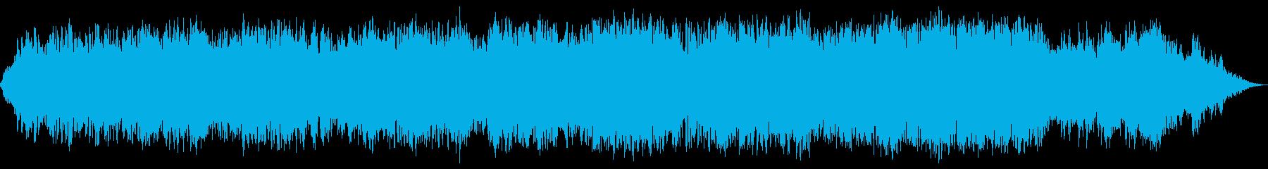 中空モジュレーションハムドローン、...の再生済みの波形