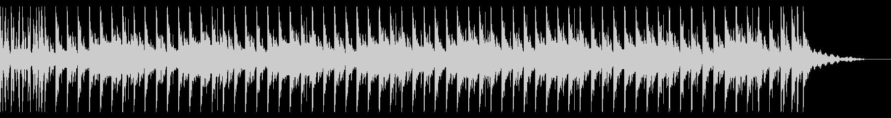 150 BPMの未再生の波形