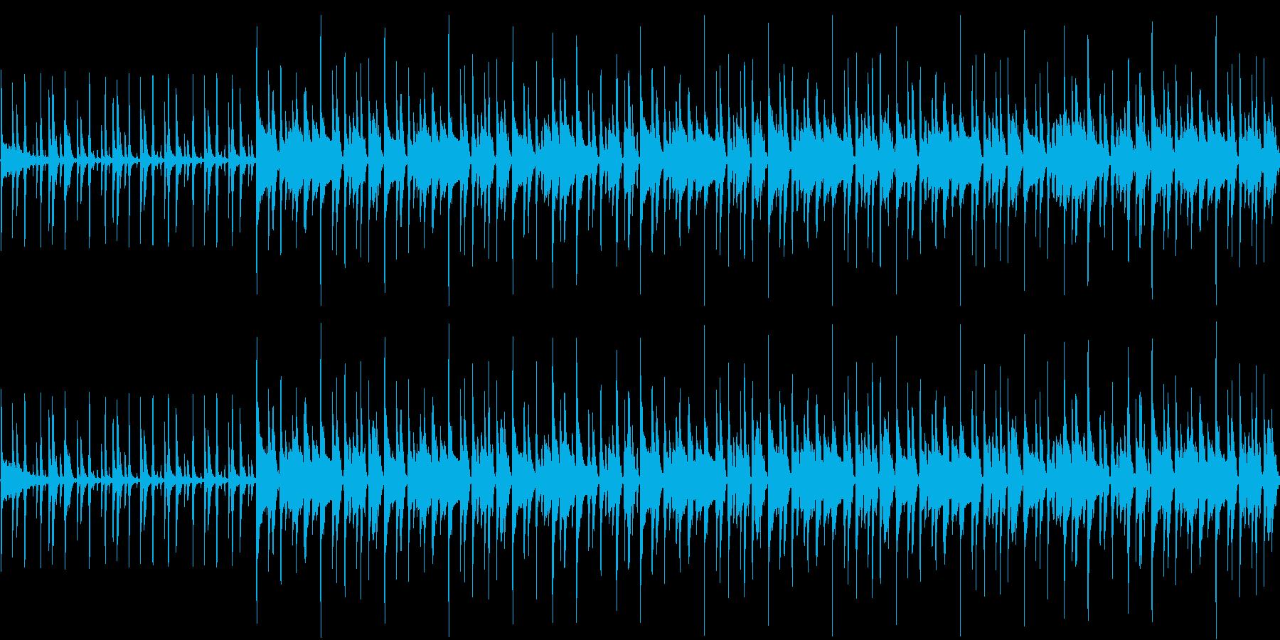 114bpmC-Maj、ギターリフが軽快の再生済みの波形