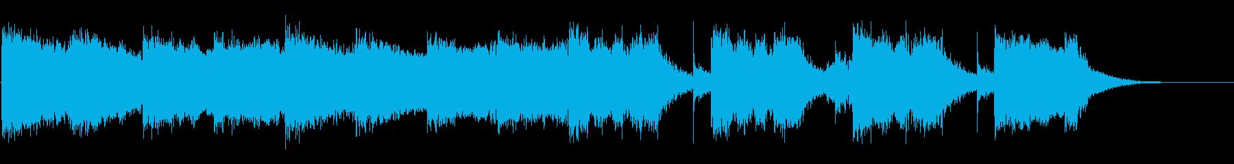 ベルセルクの再生済みの波形