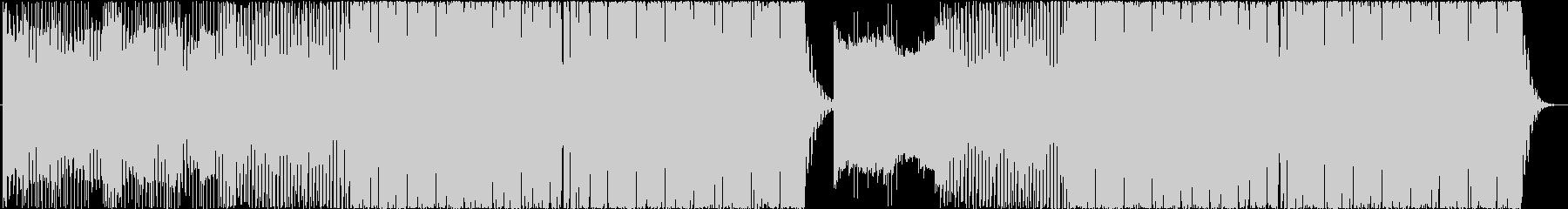 日本カッコイイフューチャーハウスBGMの未再生の波形
