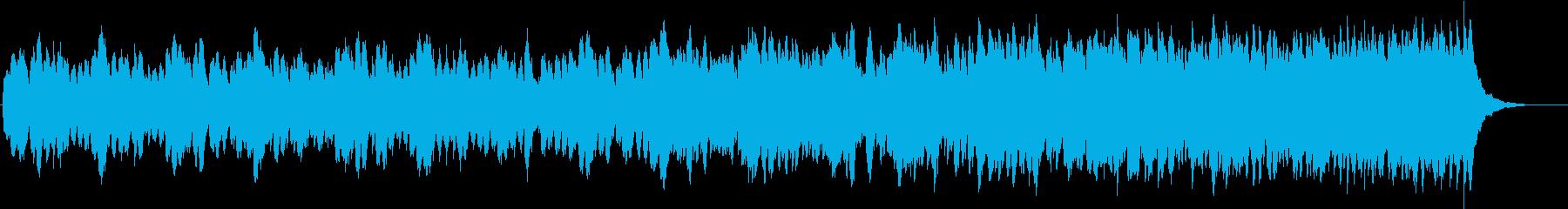 明るく広がりのあるピアノ 映像、CM等の再生済みの波形