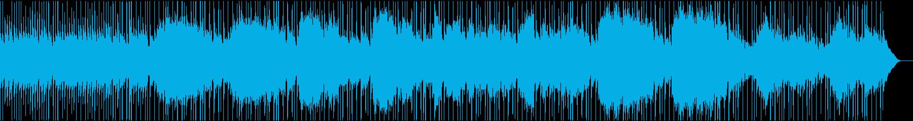 ノスタルジーな口笛カントリーミュージックの再生済みの波形