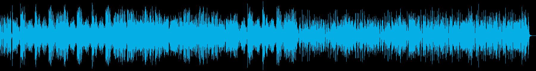 ジ・エンターテイナー【ピアノ名曲】の再生済みの波形