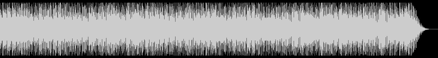 レトロゲーム風BGM(FM音源)の未再生の波形