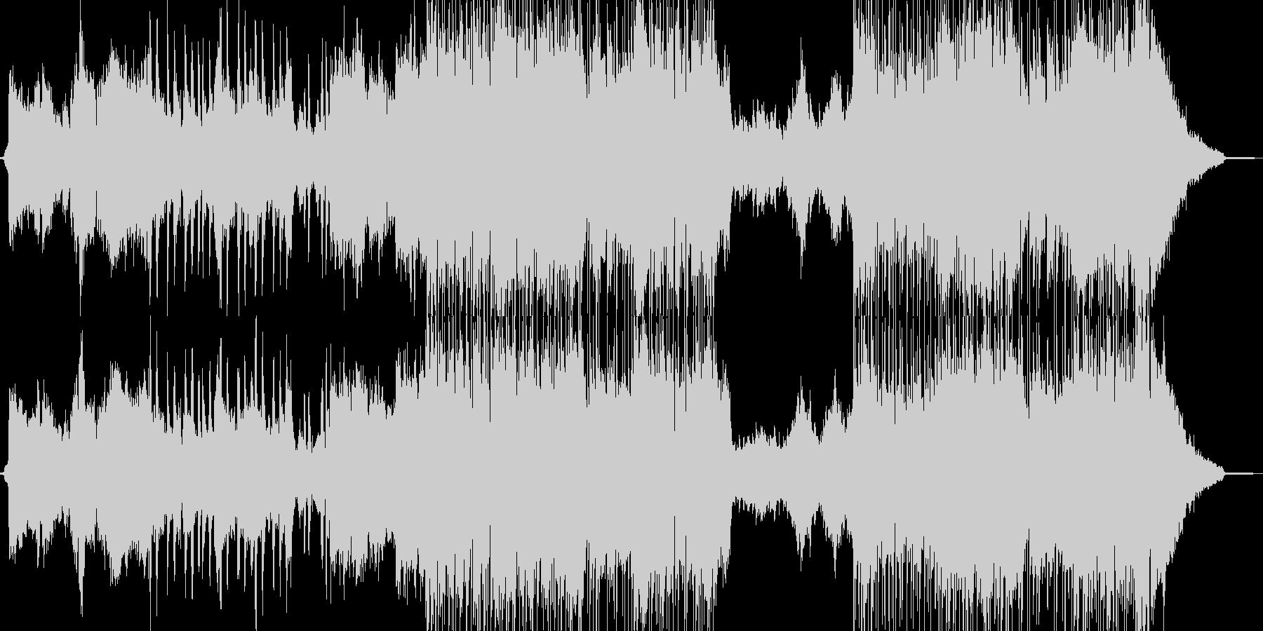 ユメカワゆるふわなクラシカルポップス Bの未再生の波形