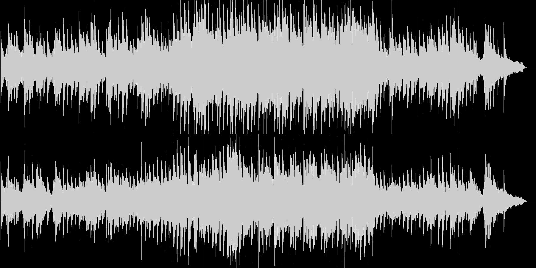 感動的・温かい・ピアノ・イベント・映像用の未再生の波形