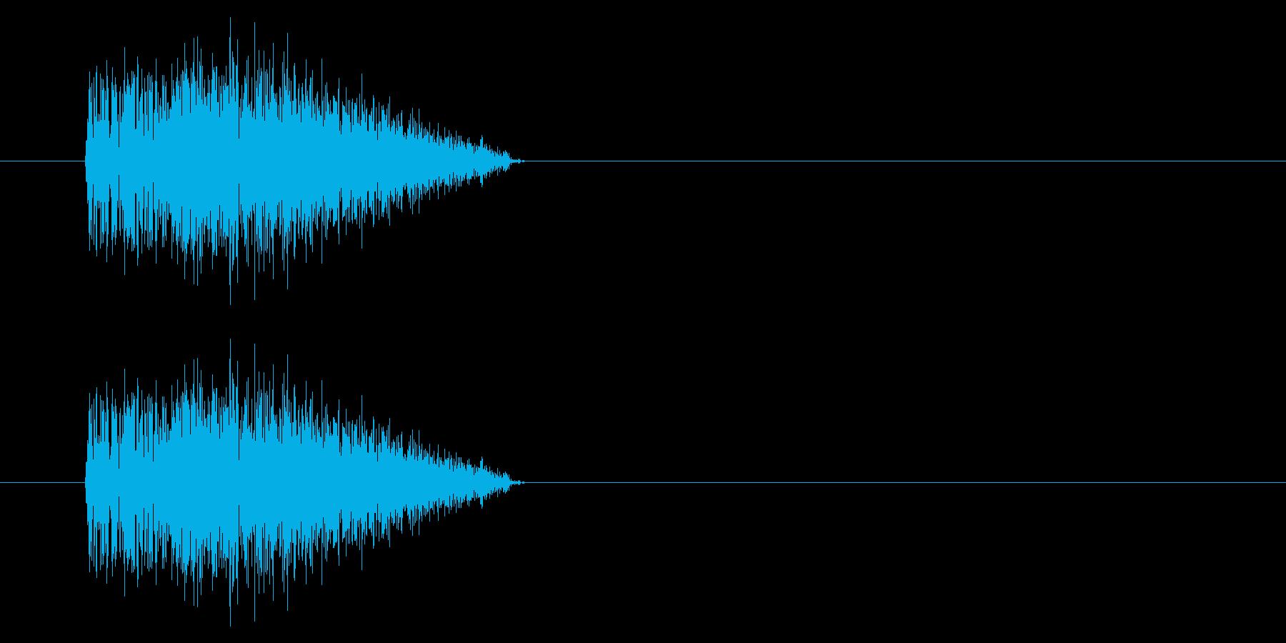 【NES RPG01-06(倒す)】の再生済みの波形