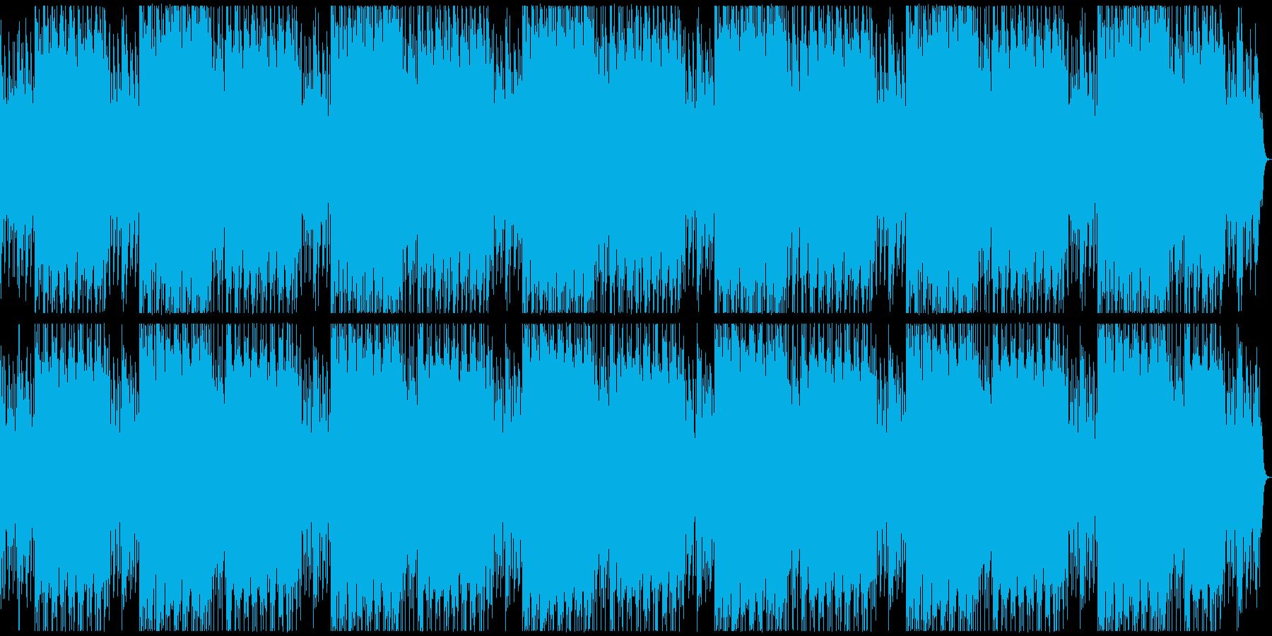 ニュース報道、サイバー、不安、10分の再生済みの波形