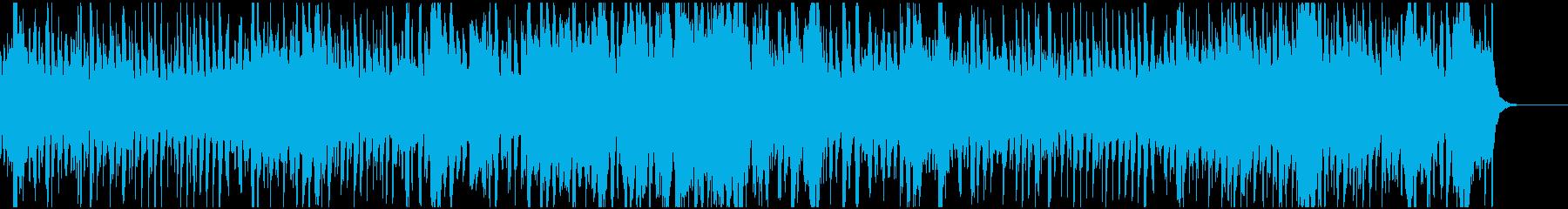 可愛らしい小編成のオーケストラの再生済みの波形