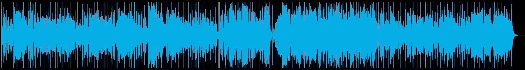 簡単でメロディックな滑らかなジャズ...の再生済みの波形