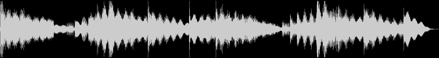 【CM】クールなエレクトロBGM・11の未再生の波形