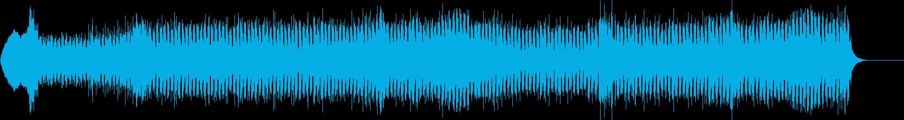 スピード ディスコ スポーツ スリルの再生済みの波形
