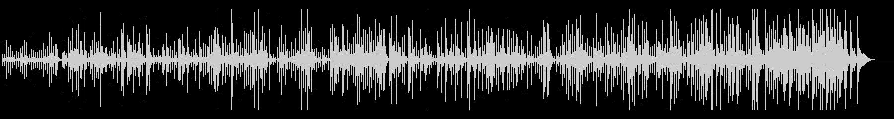 穏やかで厳かな弦楽二重奏:J.S.バッハの未再生の波形